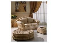 Zanaboni: диван 2-х местный_Opera 2  ткань кат.1