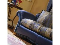 Zanaboni: диван 2-х местный Omega  ткань кат.5