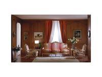 Zanaboni: комплект мягкой мебели Luigi_XV  ткань кат.2
