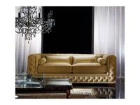 Zanaboni: Atlantique: диван 2-х местный  ткань кат.3