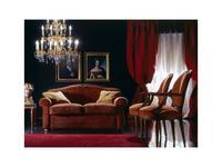 Zanaboni: Cashmere: диван 2-х местный  ткань кат.3
