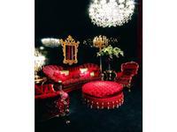 Zanaboni: комплект мягкой мебели Vivi ткань кат.4