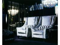 Zanaboni: кресло Artu ткань кат.5
