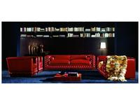 5127823 мягкая мебель в интерьере Zanaboni: Atlantique