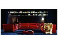 Zanaboni: комплект мягкой мебели Atlantique+Vanity кожа кат.G