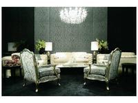 Zanaboni: комплект мягкой мебели Oceano+Luigi XV кожа кат.5