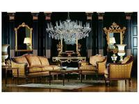 Zanaboni: комплект мягкой мебели  ткань кат. 6