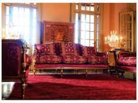 Zanaboni: диван 3-х местный  ткань кат. 6 C 3244