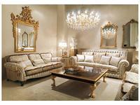 Zanaboni: Alice: диван 3-х местный ткань кат.5