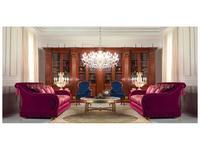 Zanaboni: комплект мягкой мебели Fantasia+W012+P.183 ткань кат.6