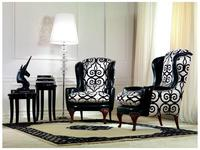 Zanaboni: кресло Liverpool ткань кат.6