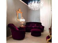 Zanaboni: комплект мягкой мебели Nuvola+Rigoletto ткань кат.5
