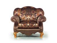 5127919 кресло на ножках Zanaboni: Signoria