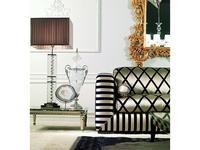 Zanaboni: Ambra: диван 2-х местный ткань кат.5 C E28F