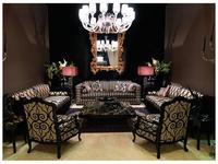Zanaboni: комплект мягкой мебели Ambra+Oceano+T.43 ткань кат.5