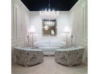 Zanaboni: комплект мягкой мебели Orfeo+T.33 ткань кат.7
