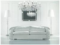 Zanaboni: диван 3-х местный Orfeo ткань кат.7