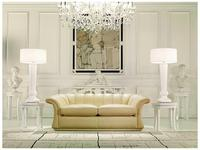Zanaboni: Perla: диван 2-х местный кожа кат.H