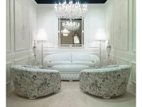 Zanaboni: комплект мягкой мебели  ткань кат.7