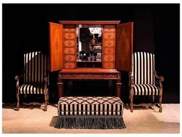 Мебель для гостиной фабрики Zanaboni на заказ