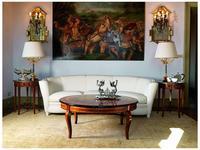 Zanaboni: гостиная комната с диваном Millennium