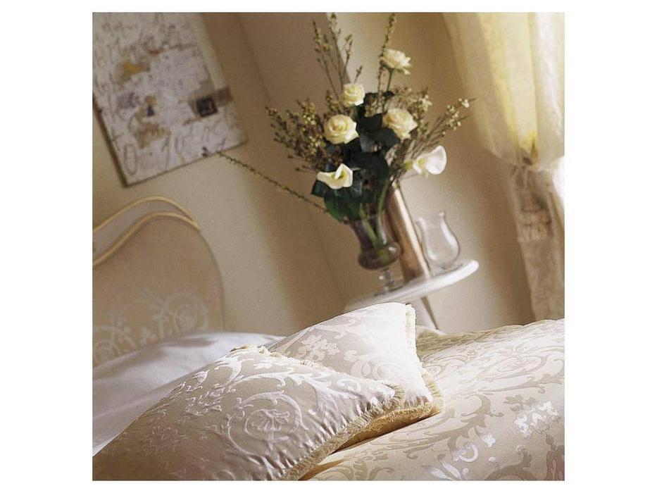 Zanaboni: Ermitage: кровать 165х195  ткань кат.2