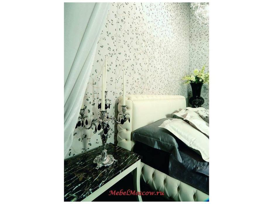 Zanaboni: Oceano: кровать 180х200 кожа кат.G