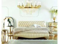 Zanaboni: Asia: кровать 185х200 ткань кат.5