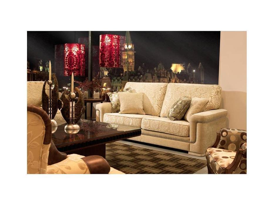 Tecni Nova: Harmony: диван 2-х местный  ткань