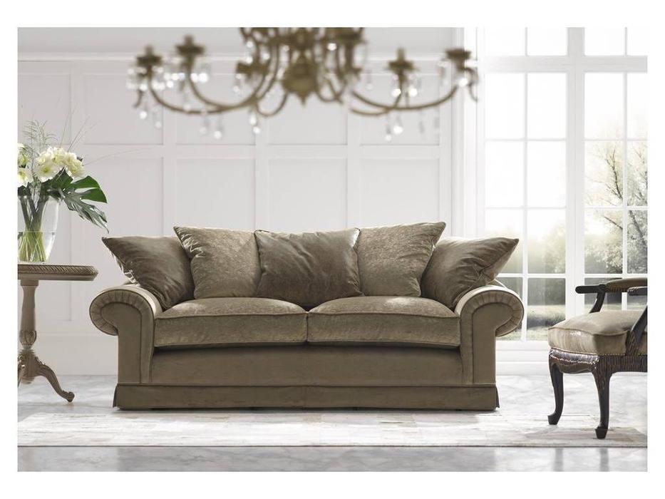 Tecni Nova: Glamour: диван 2-х местный  ткань