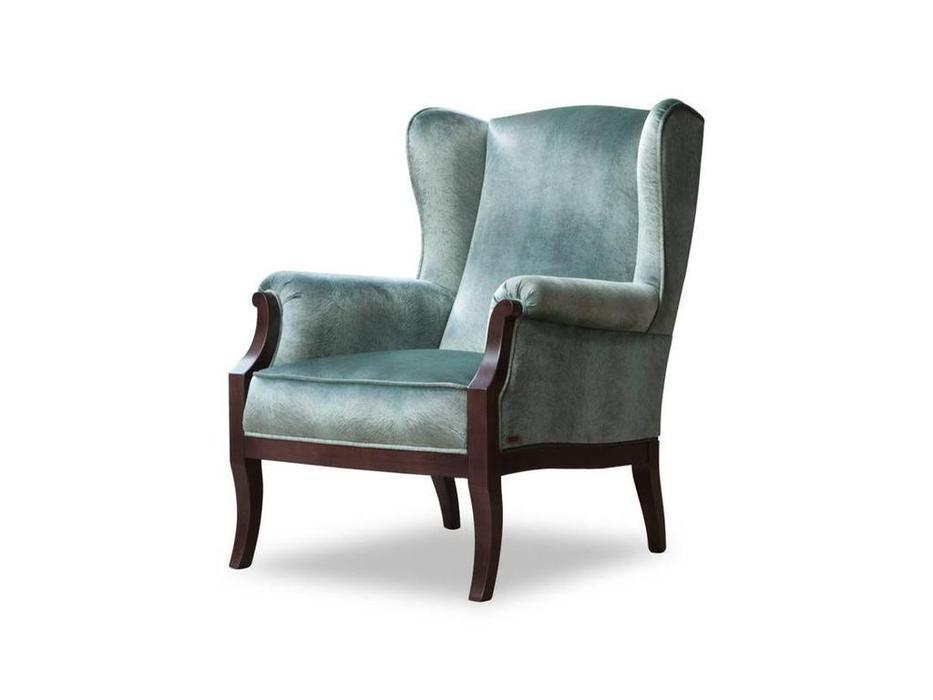 Tecni nova: Argento: кресло  ткань Serie 5