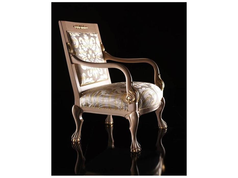 Tecni nova: Argento: кресло  ткань Serie 7