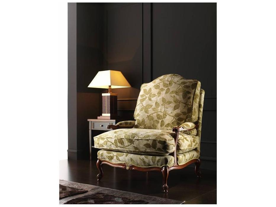 Tecni nova: Argento: кресло  ткань Serie 6