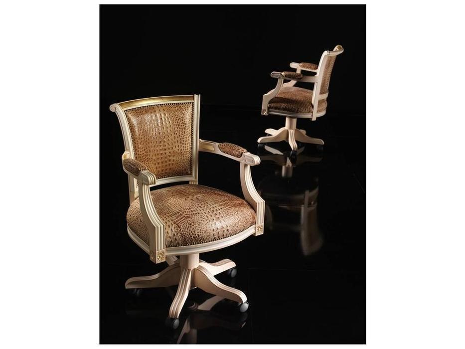 Tecni nova: Argento: кресло  кожа Serie 17