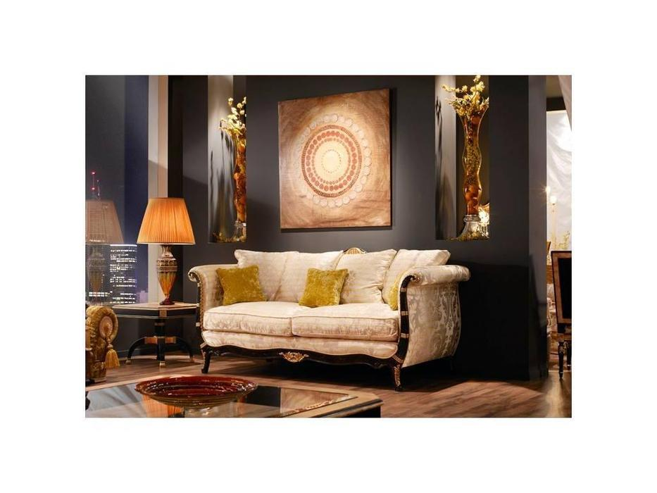 Tecni nova: Argento: диван 3-х местный  ткань Serie 7