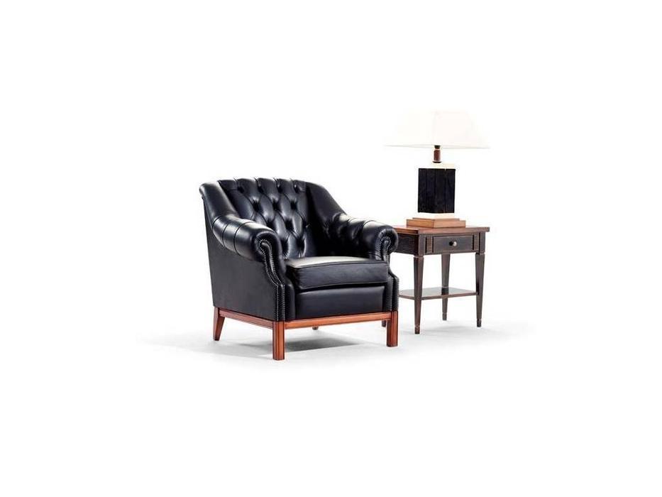 Tecni nova: Argento: кресло  (кожа Serie 15)