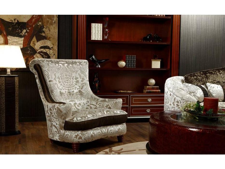 Tecni nova: Diamond: кресло  (ткань Serie 6)