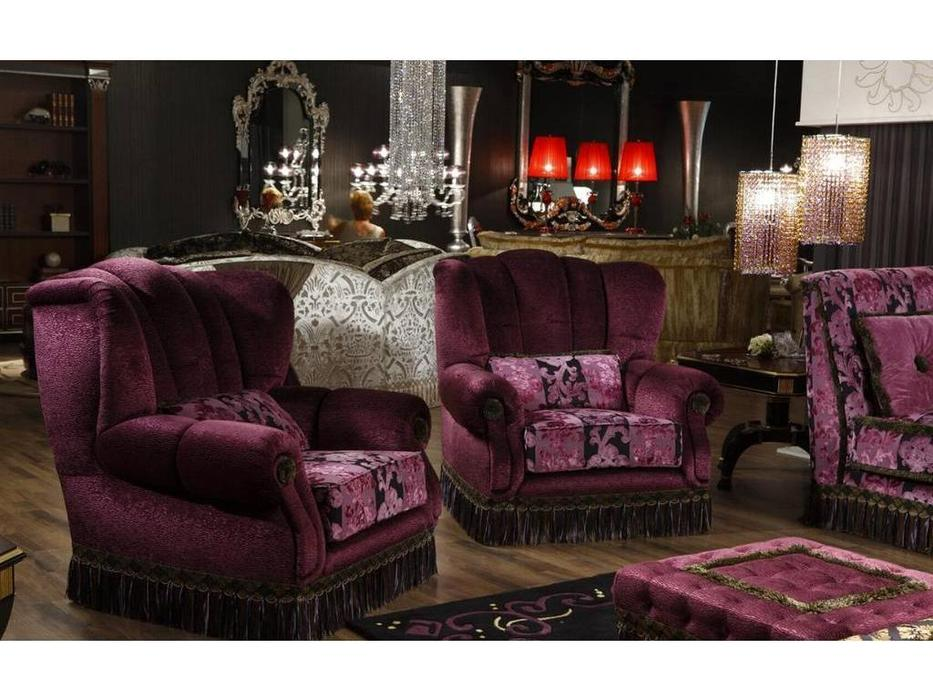 Tecni nova: Diamond: кресло  (ткань Serie 9)