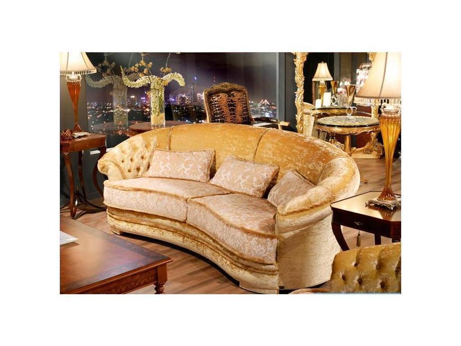 Tecni nova: Elegance: диван 3-х местный  (ткань Serie Especial)