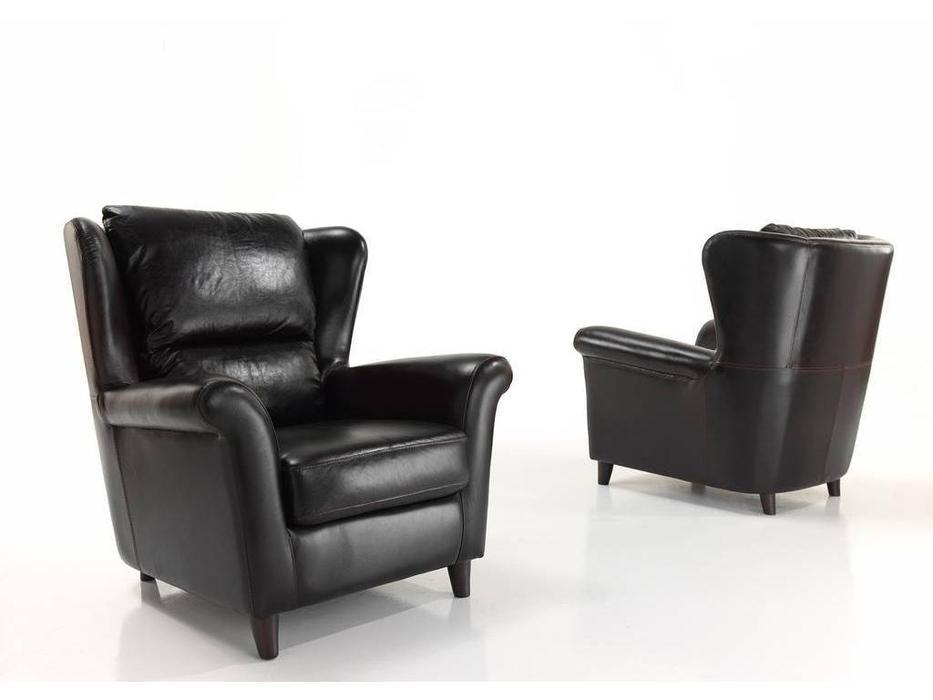 Tecni nova: Glamour: кресло кожа