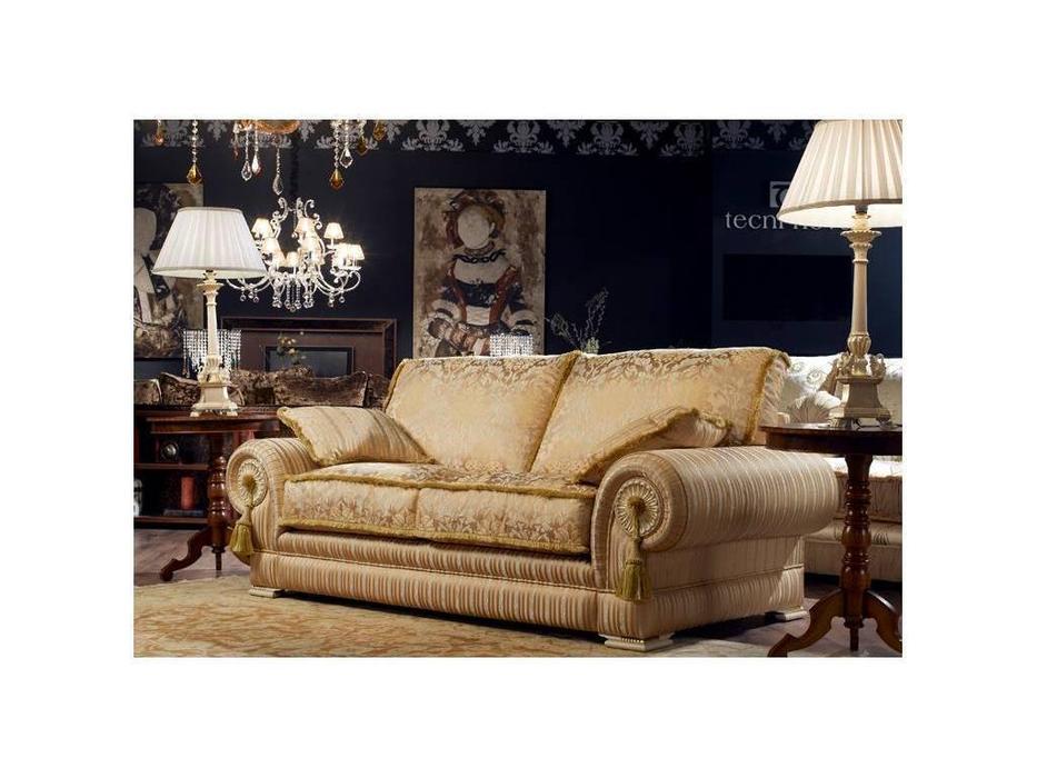 Tecni nova: Harmony: диван 3-х местный 2,25 ткань