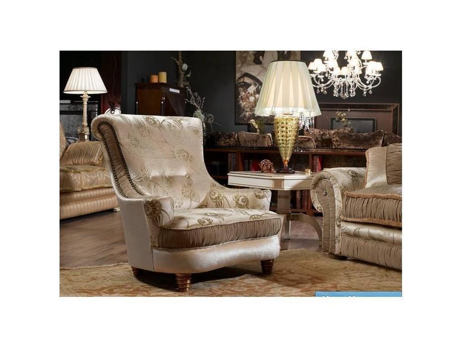 Tecni nova: Harmony: кресло c-tachas y drapeado