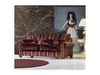 Tecni Nova: Harmony: диван 3-х местный  ткань