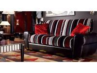 Tecni Nova: Harmony: диван 3-х местный  кожа