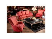 Tecni nova: Elegance: диван, 1652 кресло