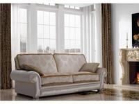 Tecni nova: Glamour: диван 3-х местный ткань
