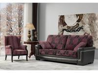 Tecni nova: Glamour: диван y 1139 кресло