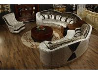 Tecni nova: Glamour: диван эркерный  с баром
