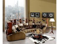 5128695 диван эркерный Tecni nova: Glamour