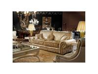 Tecni nova: Harmony: диван 3-х местный 2,55 ткань+ кристаллы swarovski